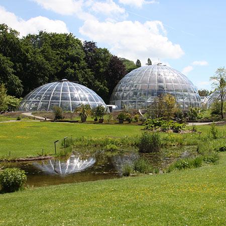 UZH Botanischer Garten, Zürich